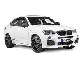 Ver foto 1 de AC-Schnitzer BMW X4 ACS4 F26 2014