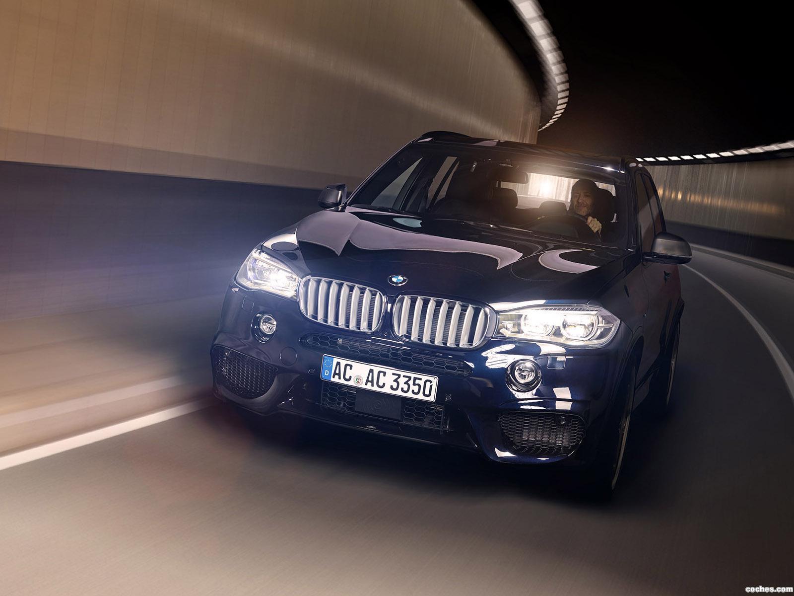 Foto 0 de AC-Schnitzer BMW X5 F15 2014