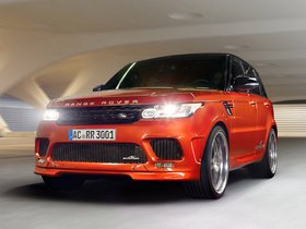 Fotos de AC-Schnitzer Land Rover Range Rover Sport 2014