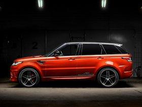 Ver foto 9 de AC-Schnitzer Land Rover Range Rover Sport 2014