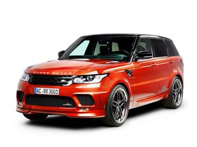 Ver foto 8 de AC-Schnitzer Land Rover Range Rover Sport 2014