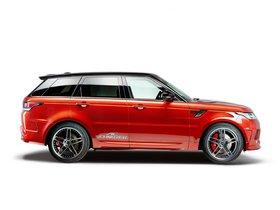 Ver foto 5 de AC-Schnitzer Land Rover Range Rover Sport 2014
