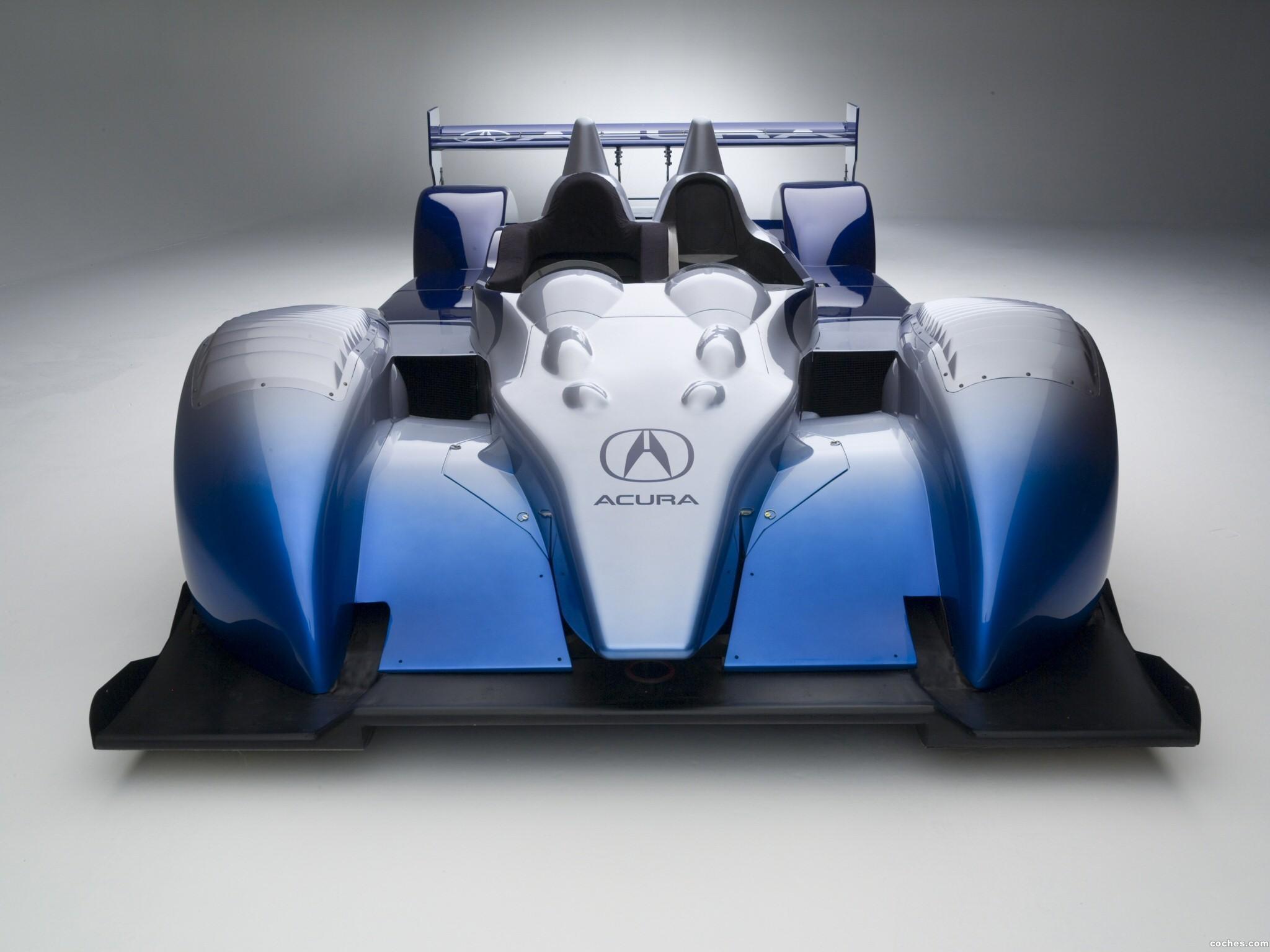 Foto 0 de Acura ALMS Race Car Concept 2006
