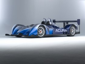 Ver foto 4 de Acura ALMS Race Car Concept 2006