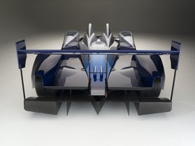 Ver foto 2 de Acura ALMS Race Car Concept 2006