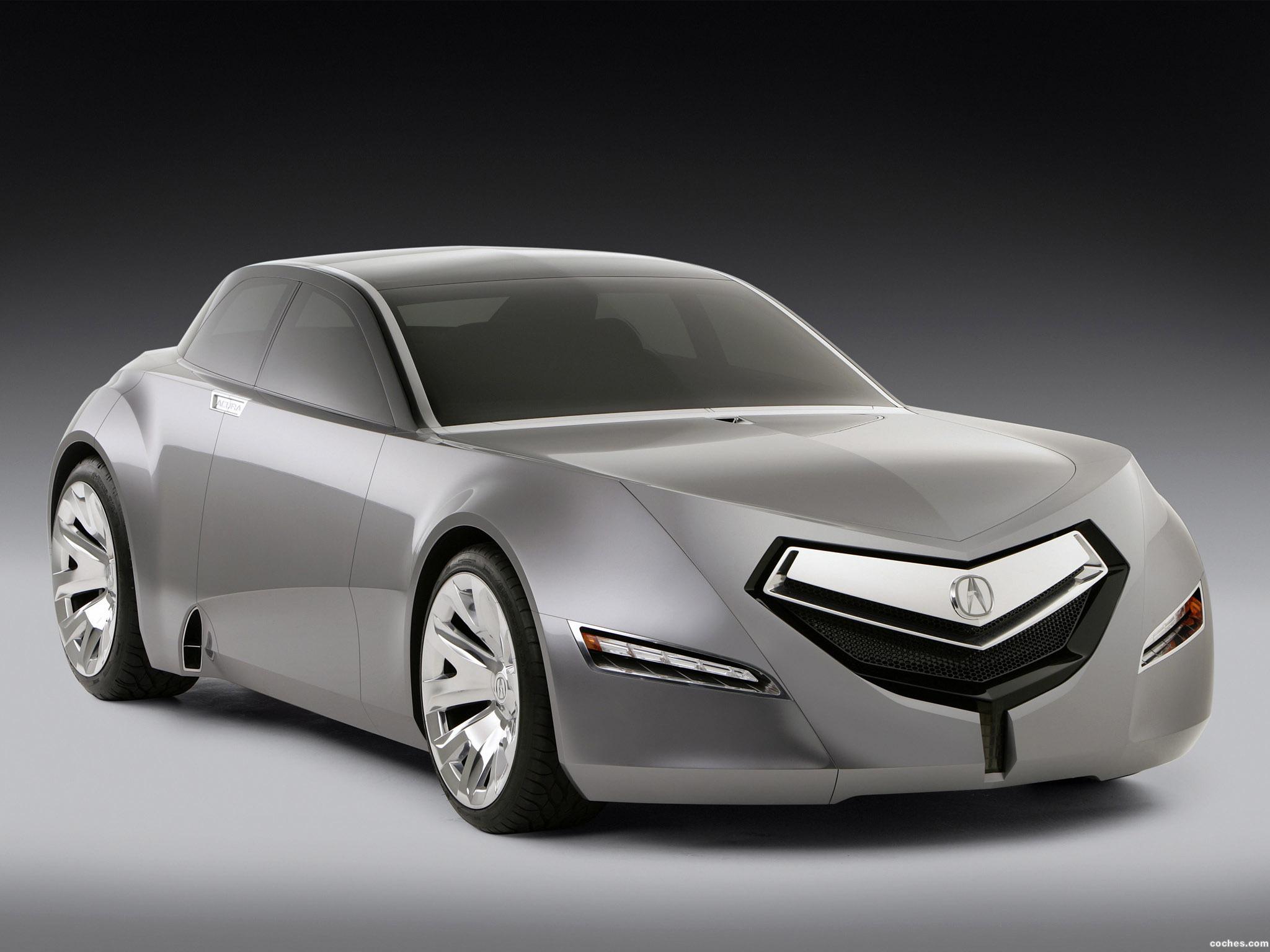Foto 0 de Acura Advanced Sedan Concept 2006