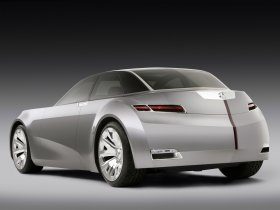 Ver foto 5 de Acura Advanced Sedan Concept 2006