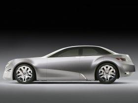 Ver foto 4 de Acura Advanced Sedan Concept 2006