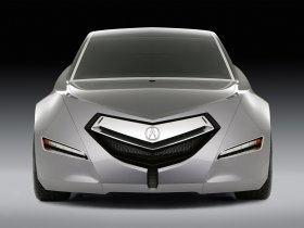 Ver foto 3 de Acura Advanced Sedan Concept 2006