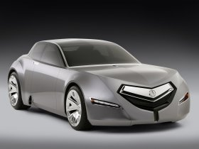 Fotos de Acura Advanced Sedan Concept 2006