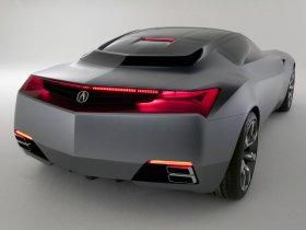 Ver foto 7 de Acura Advanced Sports Car Concept 2007