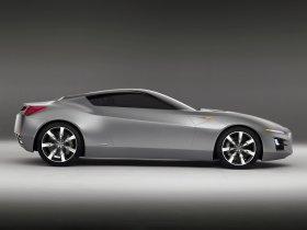 Ver foto 5 de Acura Advanced Sports Car Concept 2007
