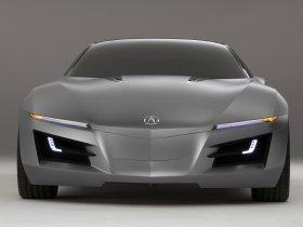 Ver foto 2 de Acura Advanced Sports Car Concept 2007