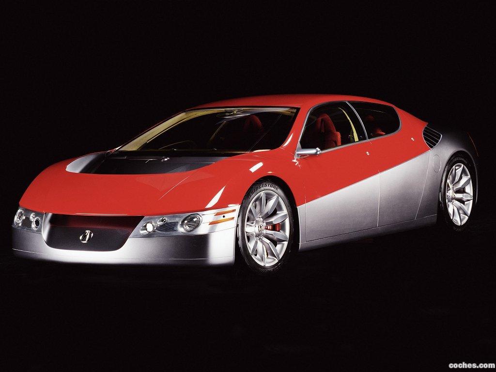 Foto 0 de Acura DN-X Concept 2002