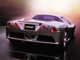 Ver foto 2 de Acura High Performance Concept HSC 2004