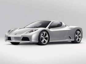 Ver foto 1 de Acura High Performance Concept HSC 2004
