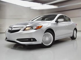Ver foto 5 de Acura ILX Hybrid 2012