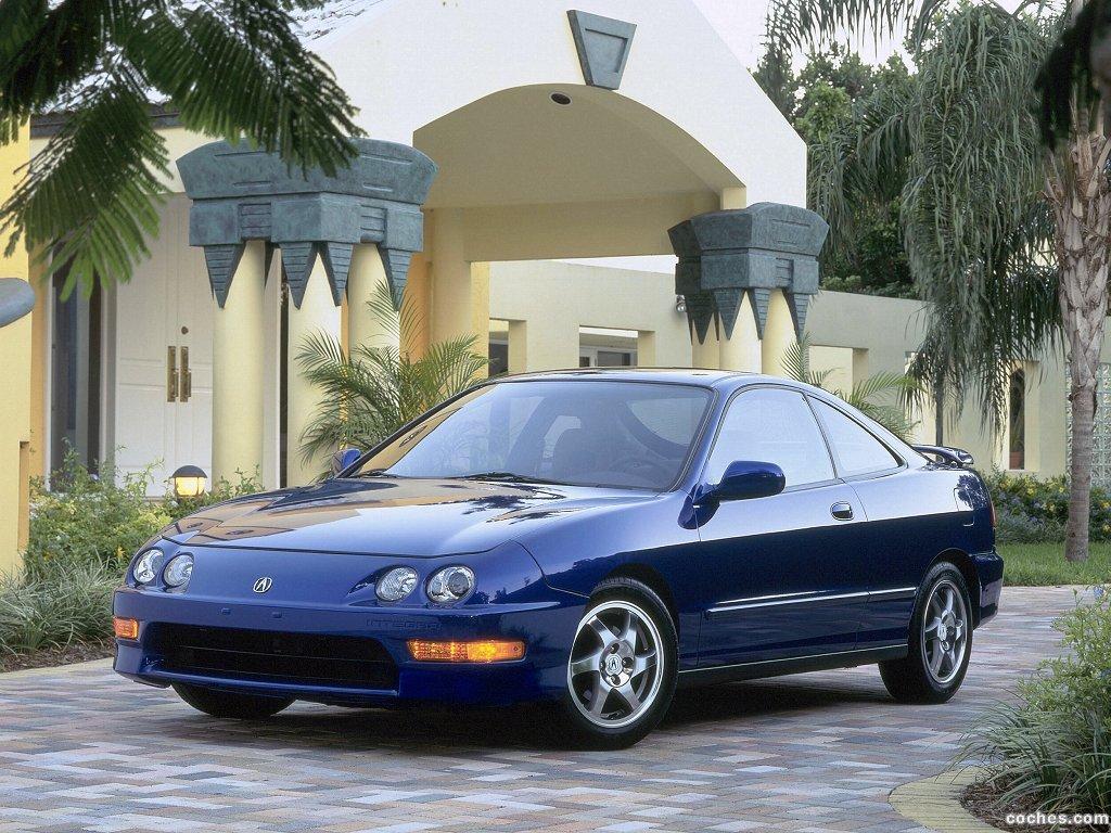 Foto 0 de Acura Integra 2001