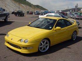 Ver foto 4 de Acura Integra 2001