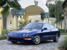 Fotos de Acura Integra 2001