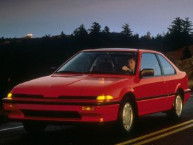 Ver foto 2 de Acura Integra 3-door 1986