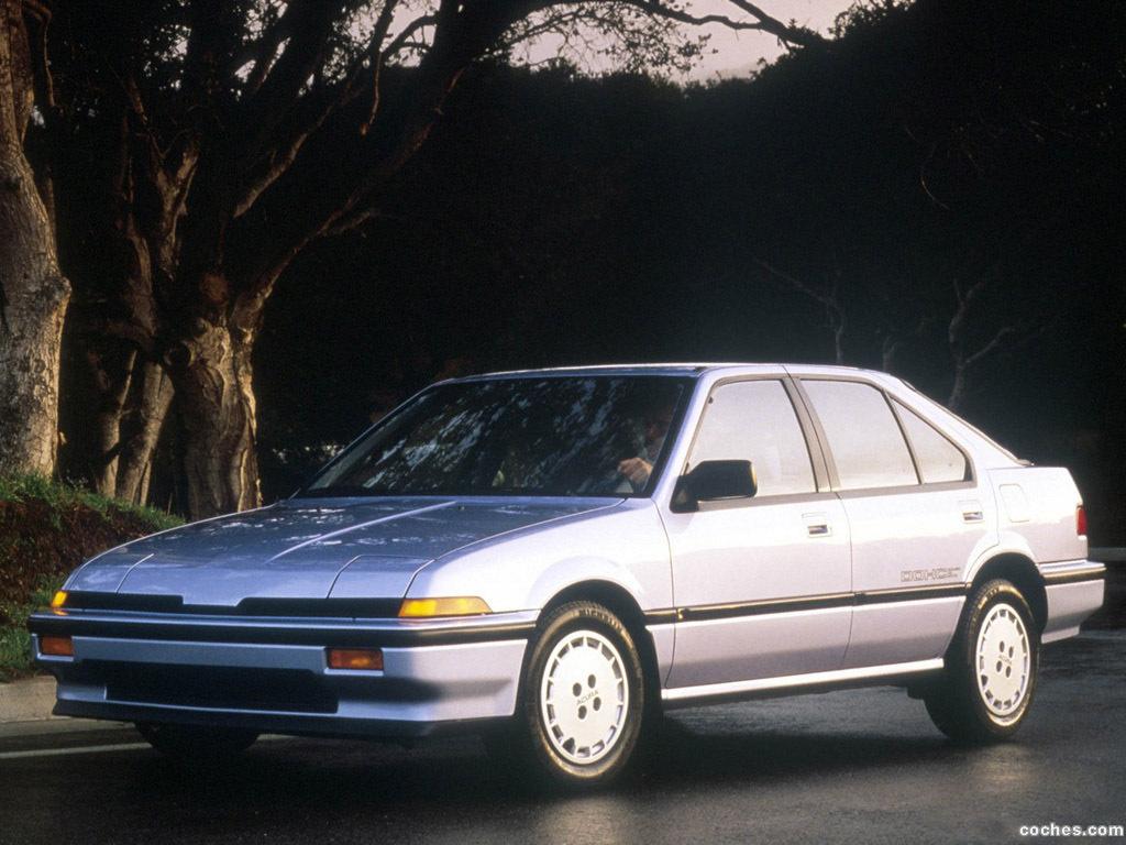 Foto 0 de Acura Integra 5-door 1986