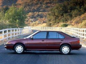 Ver foto 2 de Acura Integra 5-door 1986