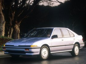 Fotos de Acura Integra 5-door 1986