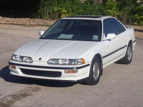 Fotos de Acura Integra GS 1990