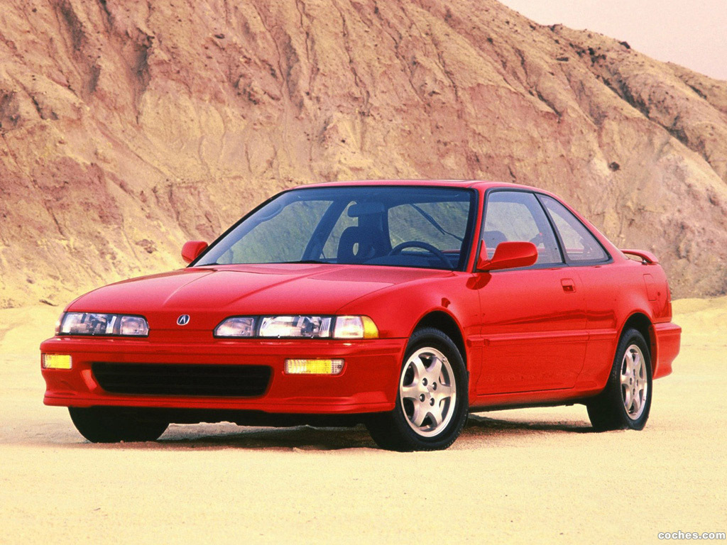 Foto 0 de Acura Integra GS R Coupe 1992