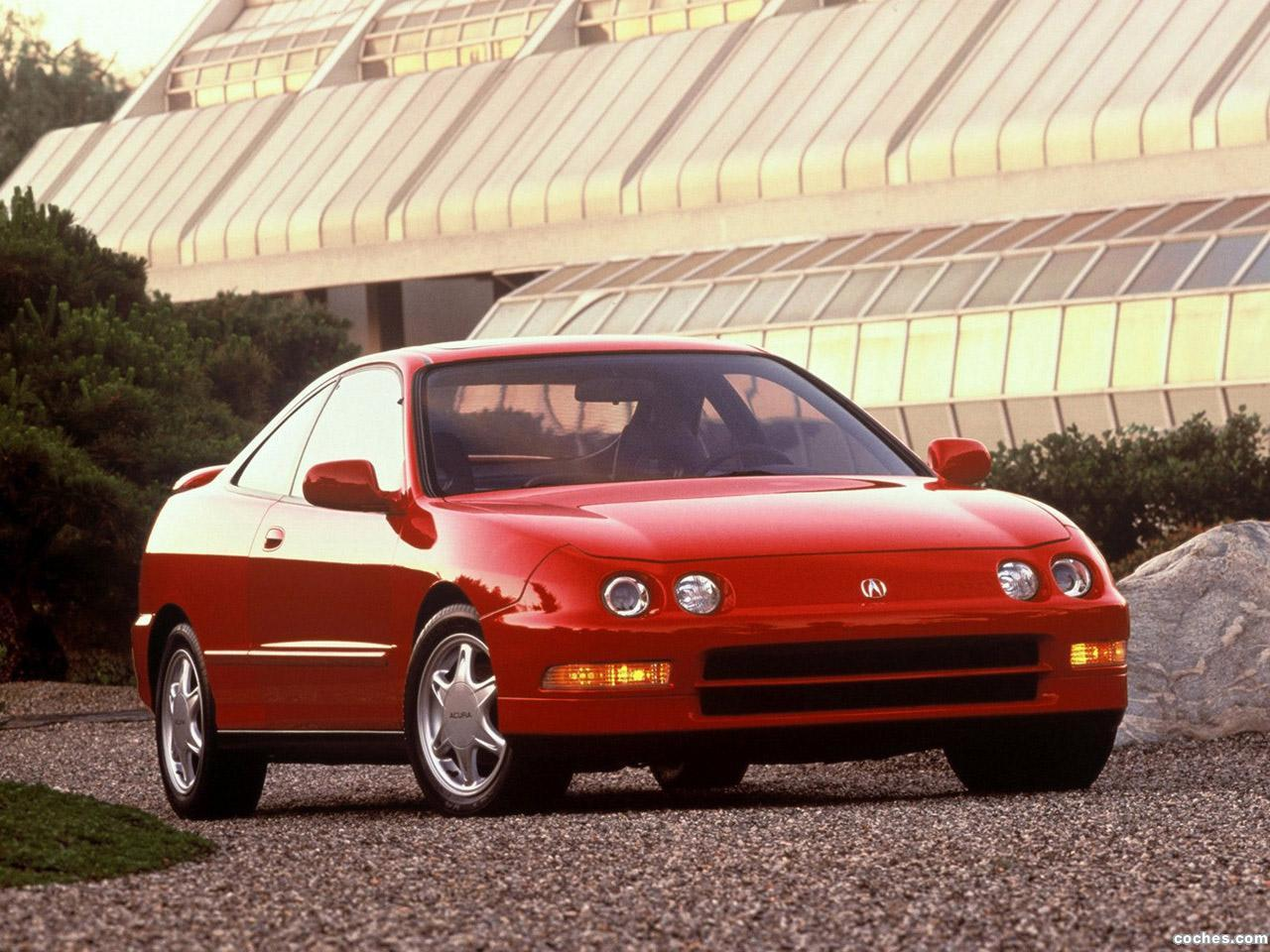 Foto 0 de Acura Integra GS R Coupe 1994