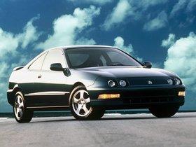 Ver foto 2 de Acura Integra GS R Coupe 1994