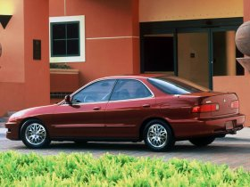 Ver foto 3 de Acura Integra Sedan 1994