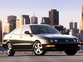 Fotos de Acura Integra Sedan 1994
