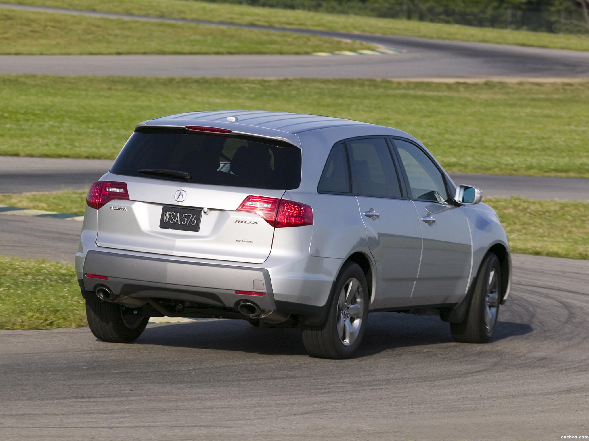 Foto 12 de Acura MDX 2008