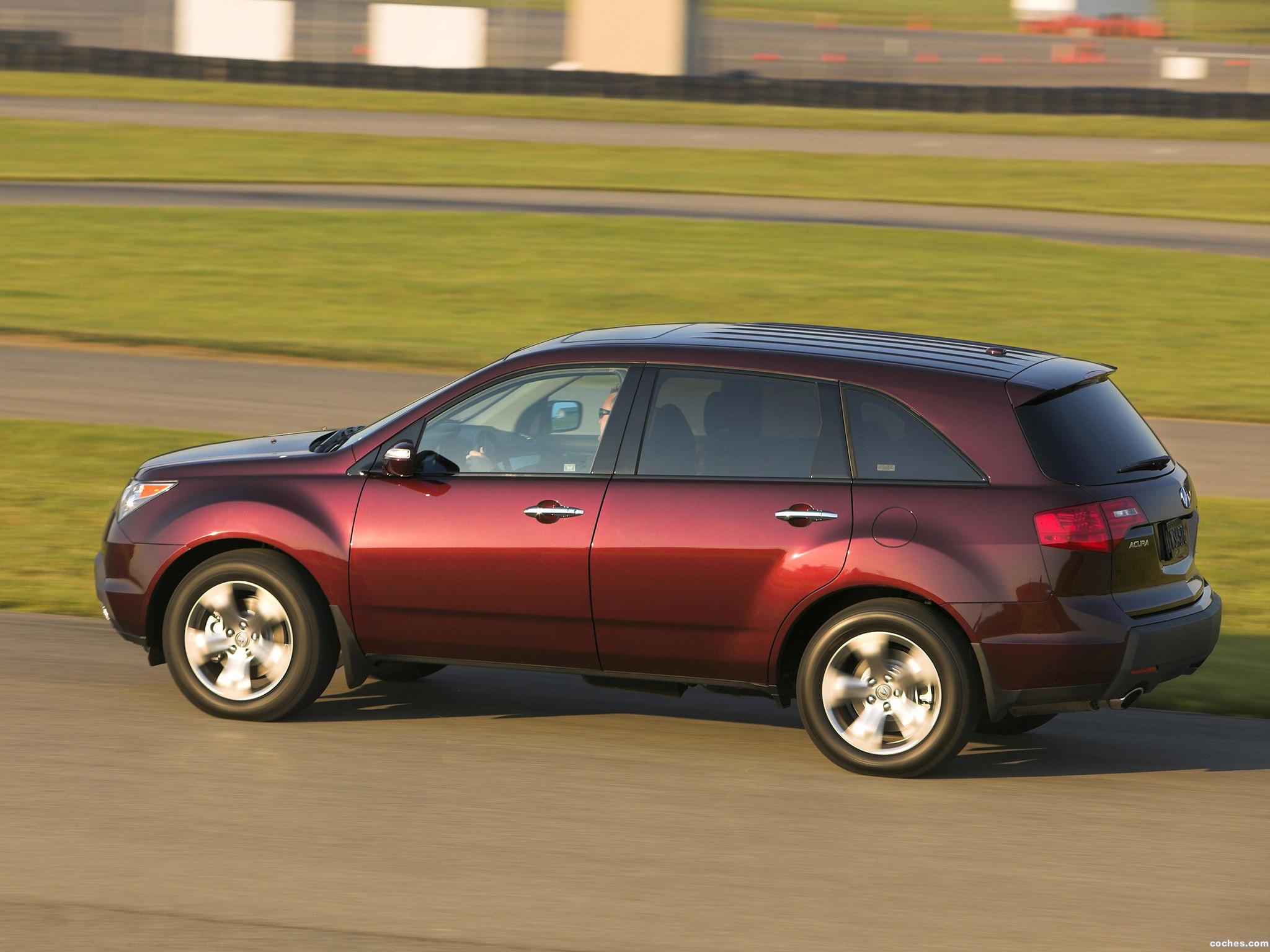 Foto 1 de Acura MDX 2008