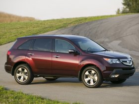Ver foto 5 de Acura MDX 2008