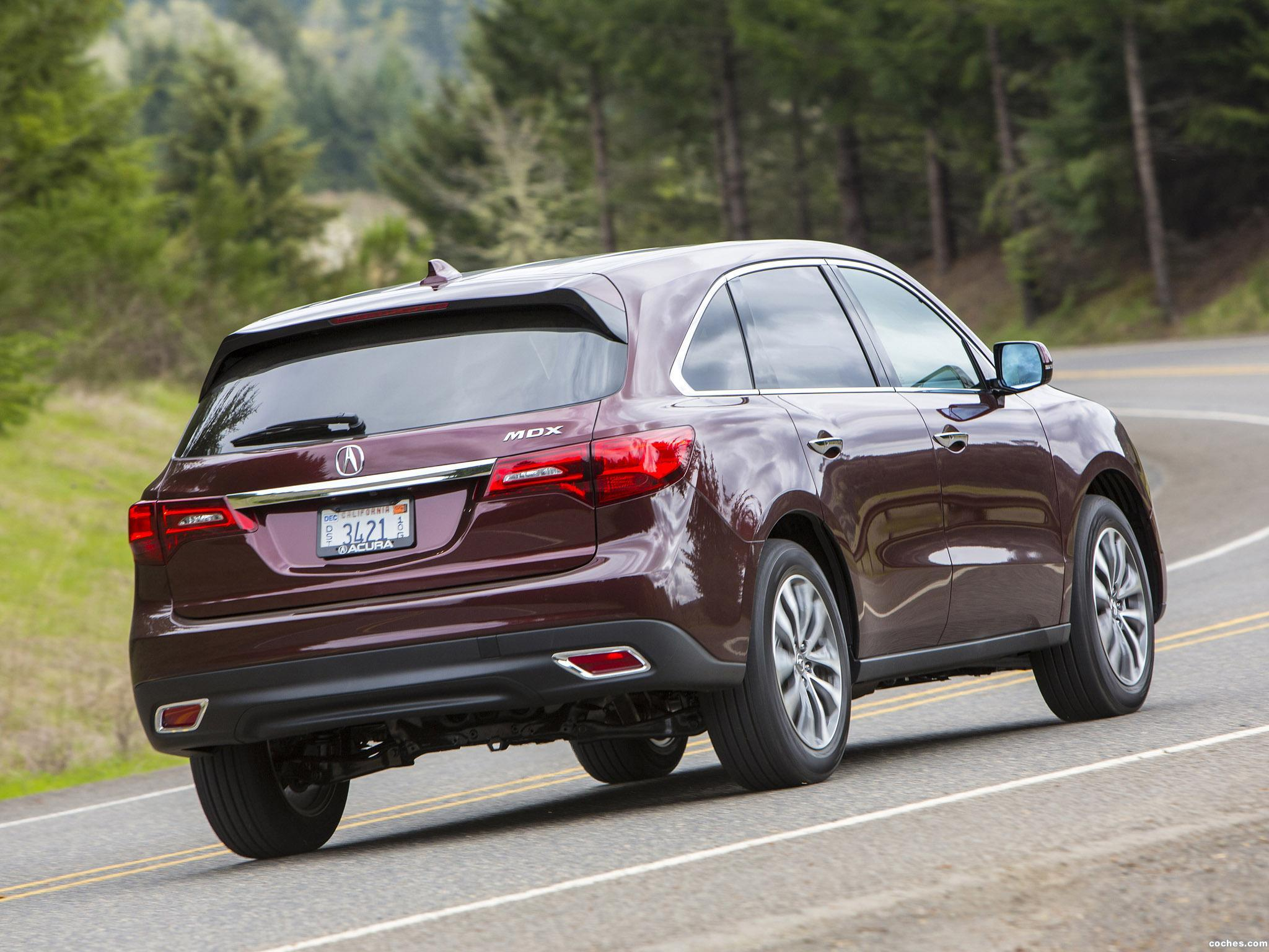 2017 acura mdx owners manual