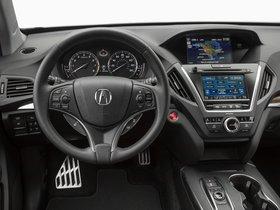 Ver foto 37 de Acura MDX Sport Hybrid 2016