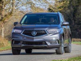 Ver foto 9 de Acura MDX Sport Hybrid 2016