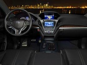 Ver foto 35 de Acura MDX Sport Hybrid 2016