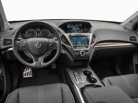Ver foto 34 de Acura MDX Sport Hybrid 2016