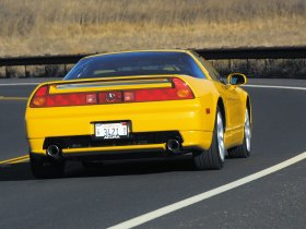 Ver foto 2 de Acura NSX 2005