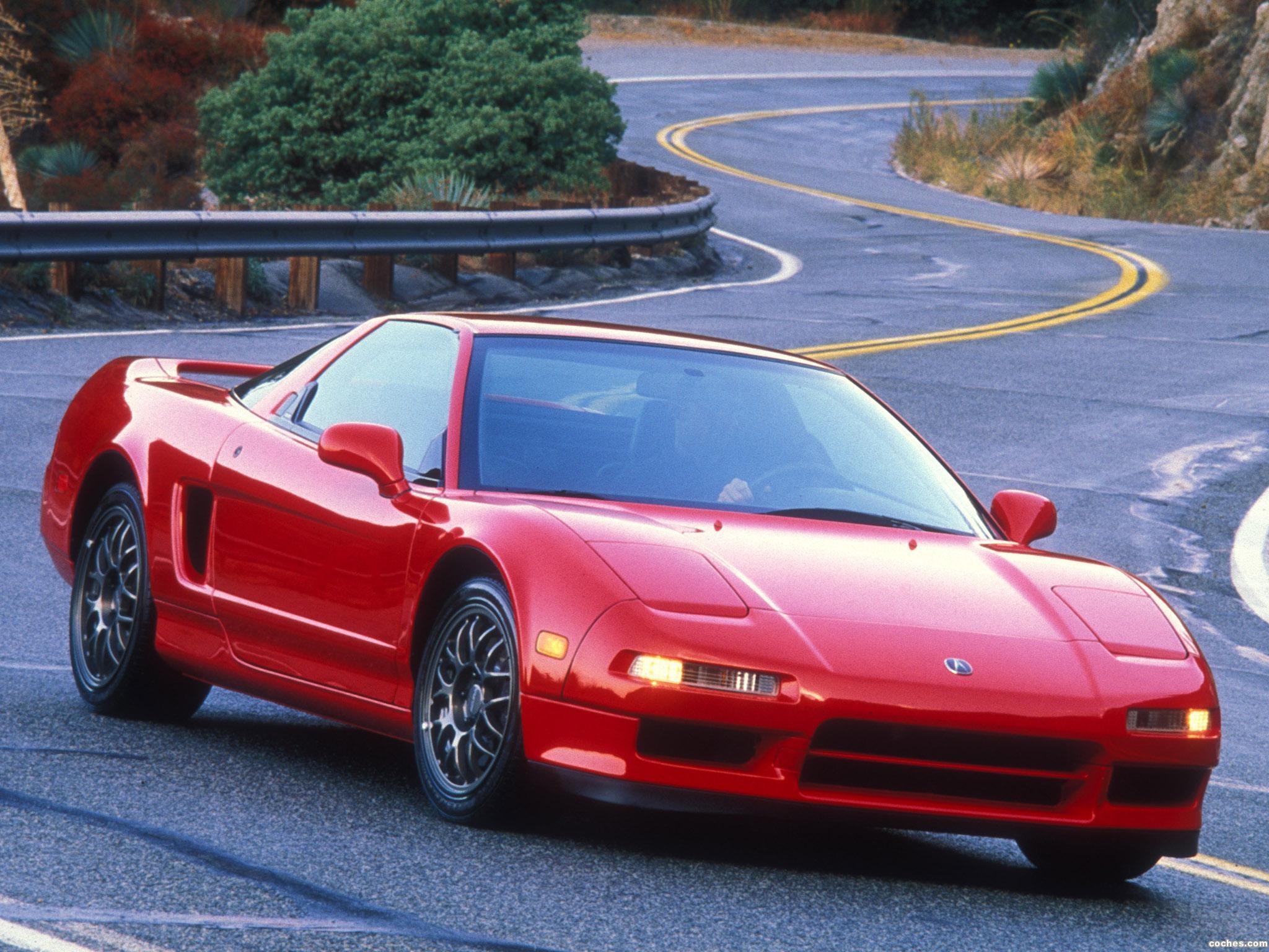 Foto 0 de Acura NSX Alex Zanardi Edition 1999