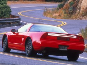 Ver foto 2 de Acura NSX Alex Zanardi Edition 1999