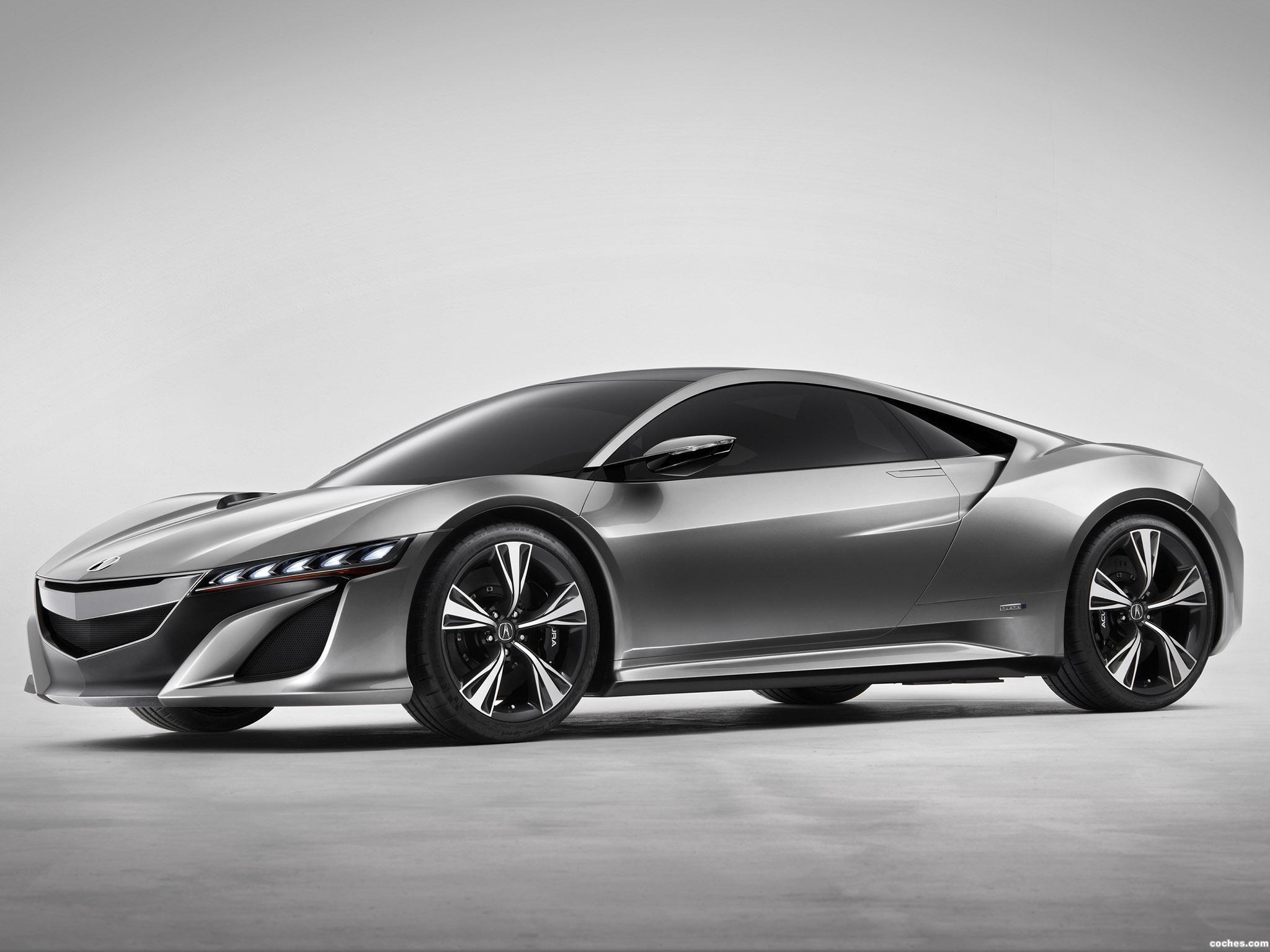 Foto 0 de Acura NSX Concept 2012