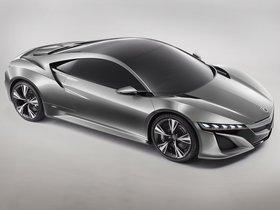 Ver foto 6 de Acura NSX Concept 2012