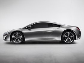 Ver foto 5 de Acura NSX Concept 2012