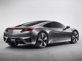 Ver foto 4 de Acura NSX Concept 2012