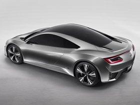 Ver foto 3 de Acura NSX Concept 2012